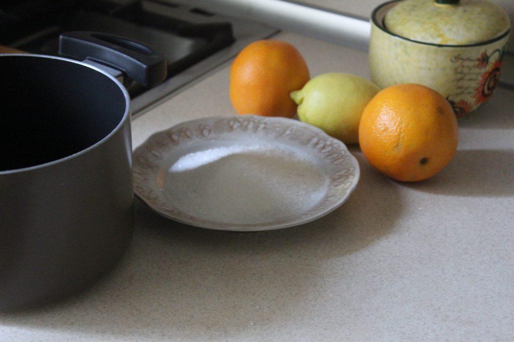 Фото рецепта - Тыквенный кекс с цитрусовой глазурью - шаг 10