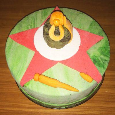 Сахарная мастика и фигурки для торта из неё - рецепт с фото