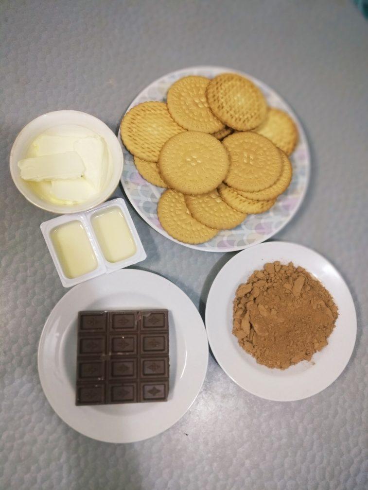 Фото рецепта - Шоколадный пирог - шаг 1