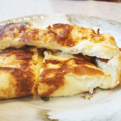 Французкий омлет - рецепт с фото