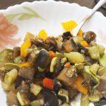 Овощное рагу за 15 минут
