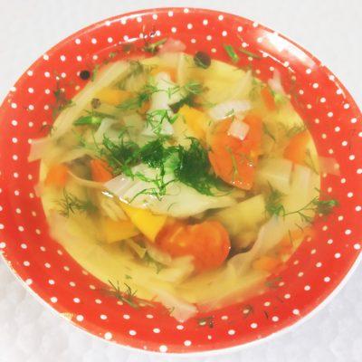 Суп для похудения с сельдереем - рецепт с фото