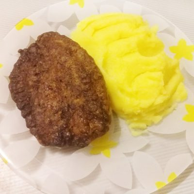Пышные котлеты из куриной печени - рецепт с фото