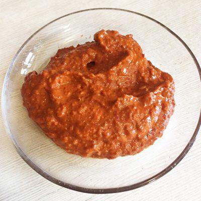 Хариса Паста из перца чили - рецепт с фото