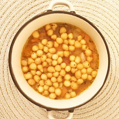 Гороховый суп с копченым мясом и сухарями - рецепт с фото