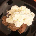 Десерт из каштанов «Гестене пюре»