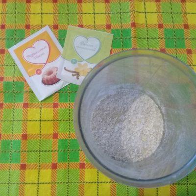 Фото рецепта - Овсяное печенье с бананом и шоколадом - шаг 1