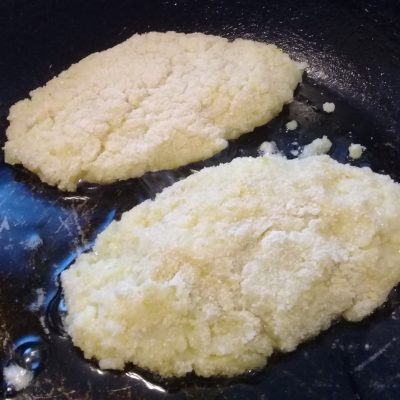 Фото рецепта - Рисовые биточки (котлеты) с овощами - шаг 5