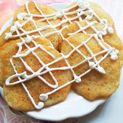 Картофельные драники с чесноком - рецепт с фото