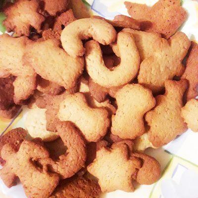Рождественское имбирное печенье - рецепт с фото