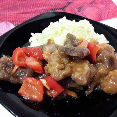Габаджоу из свинины - рецепт с фото