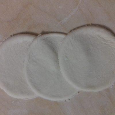 Фото рецепта - Буузы с фаршем говядины - шаг 3