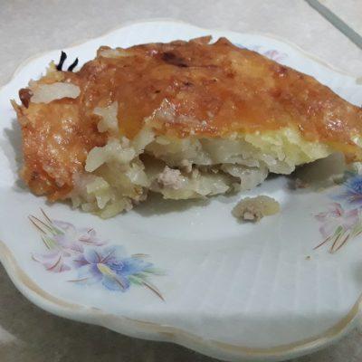 Фото рецепта - Запеканка из картофеля с фаршем - шаг 5