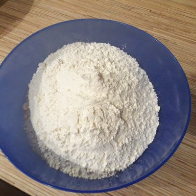 Фото рецепта - Позы (буузы) — фарш в тесте - шаг 3
