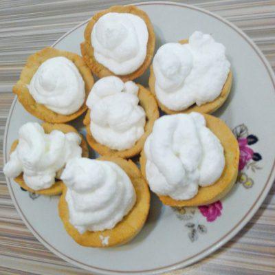 Пирожные «Корзиночка» - рецепт с фото