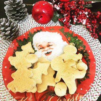 Новогоднее песочное печенье - рецепт с фото