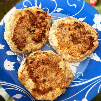 Котлеты из куриного филе с сыром - рецепт с фото