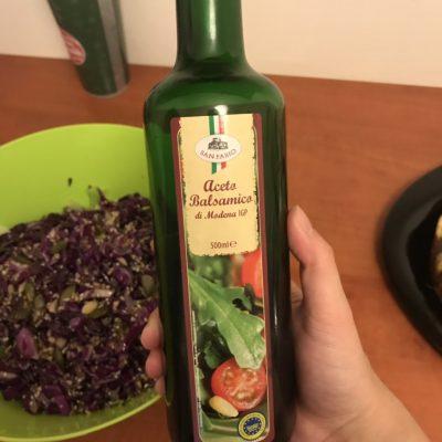 Фото рецепта - Капустный салат для детокса - шаг 3