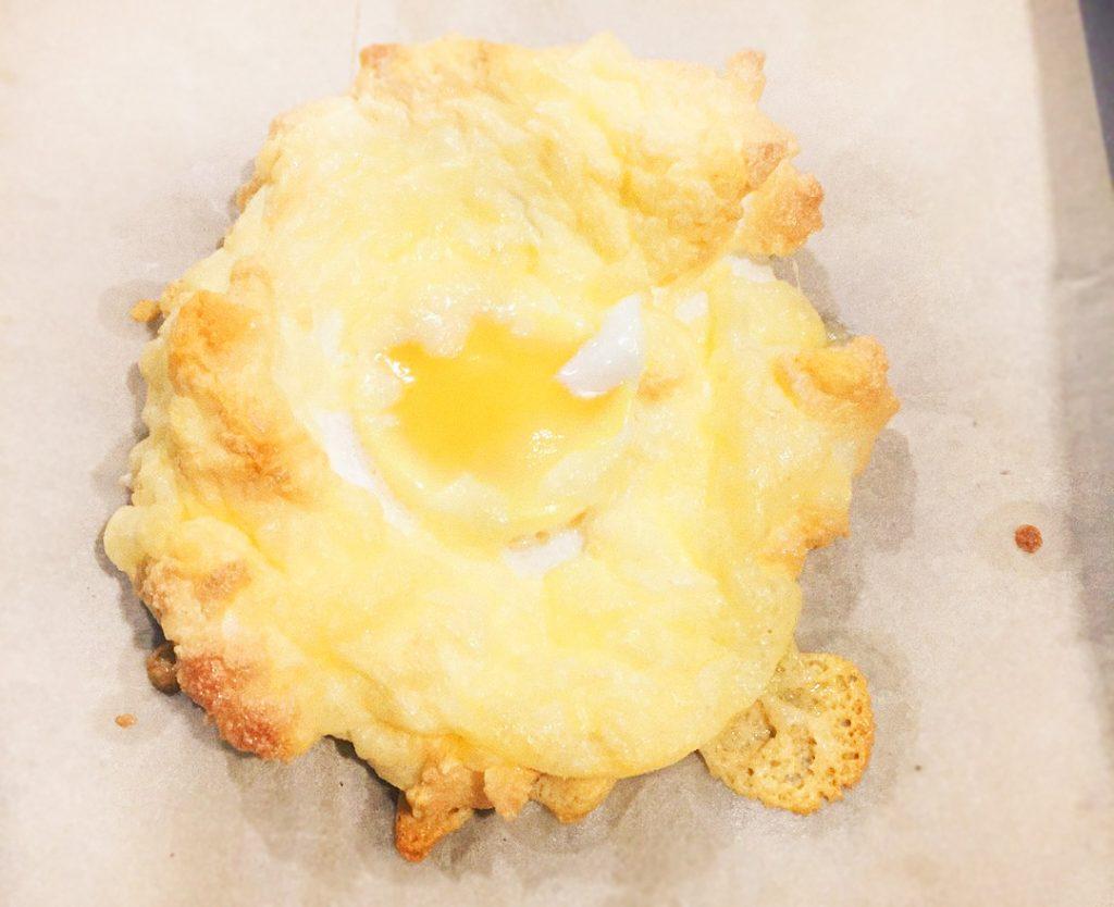Фото рецепта - Воздушная яичница в духовке - шаг 6