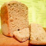 Хлеб из дрожжевого теста «Максимум пользы»,  в хлебопечке