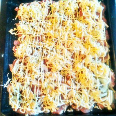 Свинина с грибами по-домашнему, в духовке - рецепт с фото