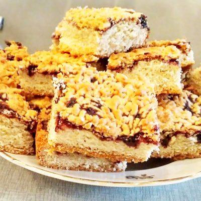 Печенье песочное тертое «Вкус детства» - рецепт с фото