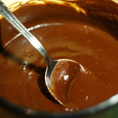 Фото рецепта - Вкусный пирог на сметане - шаг 8