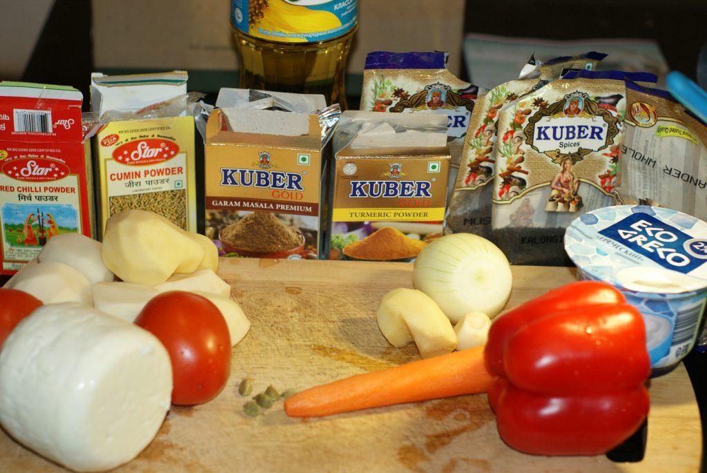 Фото рецепта - Малай кофта — картофельные шарики - шаг 1