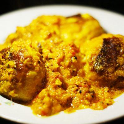 Малай кофта — картофельные шарики - рецепт с фото