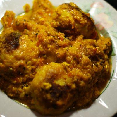 Фото рецепта - Малай кофта — картофельные шарики - шаг 13