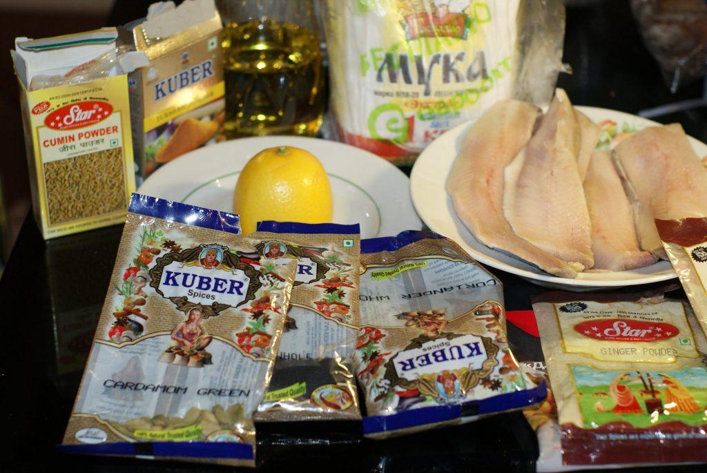 Фото рецепта - Филе сельди, жаренное на сковороде - шаг 1