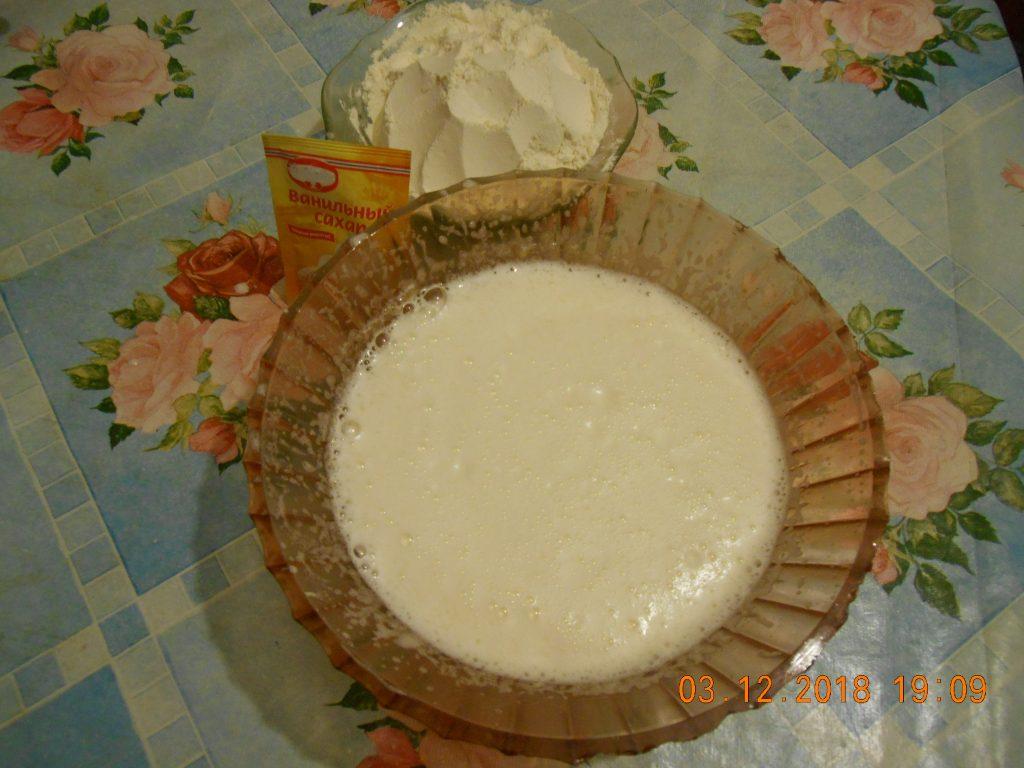 Фото рецепта - Пирог-кекс к чаю «Воскресенье» - шаг 3
