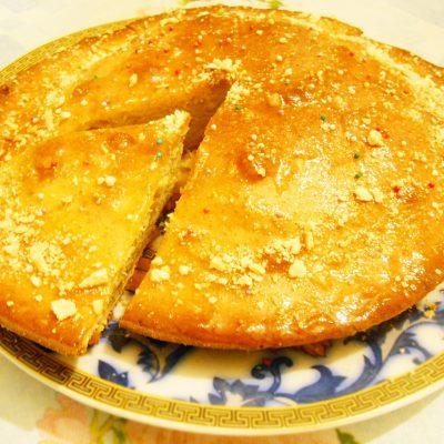 Пирог-кекс к чаю «Воскресенье» - рецепт с фото