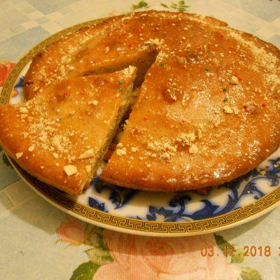 Фото рецепта - Пирог-кекс к чаю «Воскресенье» - шаг 5