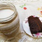 Фото рецепта - Финиковое молоко с какао - шаг 2