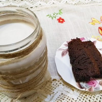 Финиковое молоко с какао - рецепт с фото