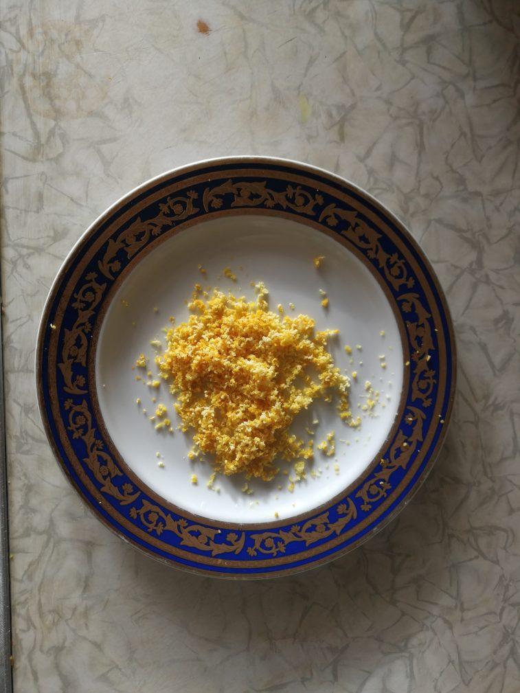 Фото рецепта - Праздничное шотландское печенье - шаг 2