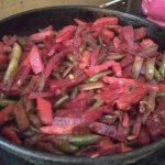 Фото рецепта - Осенние овощи с рассольным сыром - шаг 5