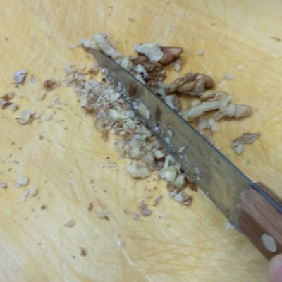 Фото рецепта - Яблоки в карамели. Постный десерт - шаг 3
