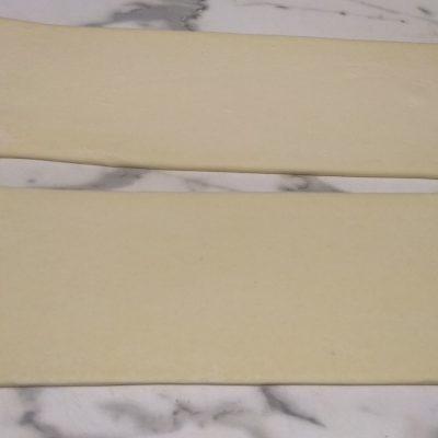 Фото рецепта - Быстрый пирог с яблоком и тыквой из слоеного теста - шаг 3
