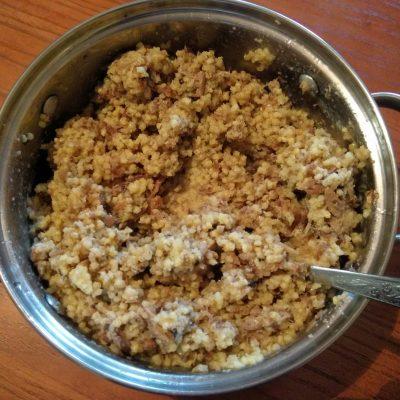 Фото рецепта - Перец фаршированный пшеном и шпротами - шаг 2