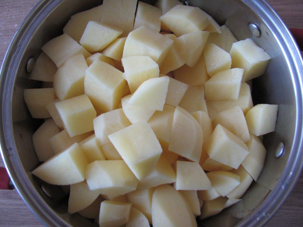 Фото рецепта - Картофель по-индийски (тушеный) - шаг 6