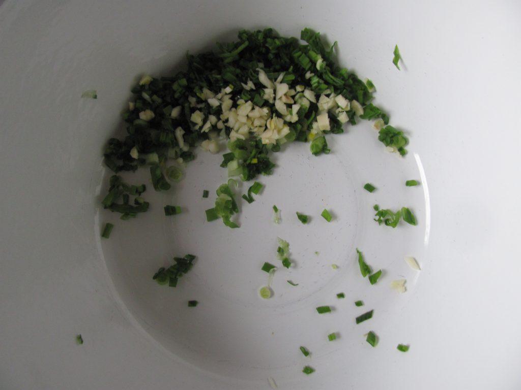 Фото рецепта - Маринованные баклажаны по-корейски - шаг 3
