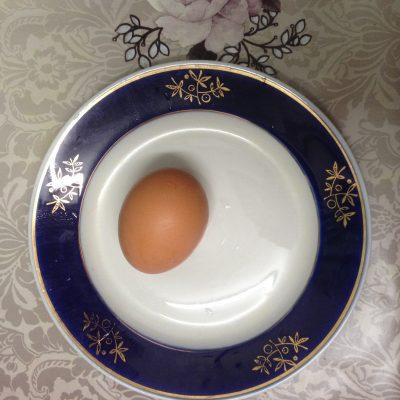 Фото рецепта - Цветная капуста, жареная в яичном кляре - шаг 4