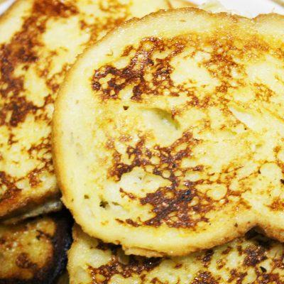 Сладкие гренки - рецепт с фото