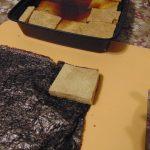 Фото рецепта - Тофу с нори в кляре - шаг 3