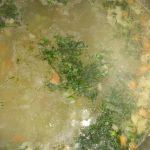 Фото рецепта - Детский суп без зажарки с лапшой и курицей - шаг 3