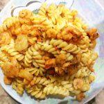 Паста с креветками в томатном соусе — самый вкусный рецепт макарон