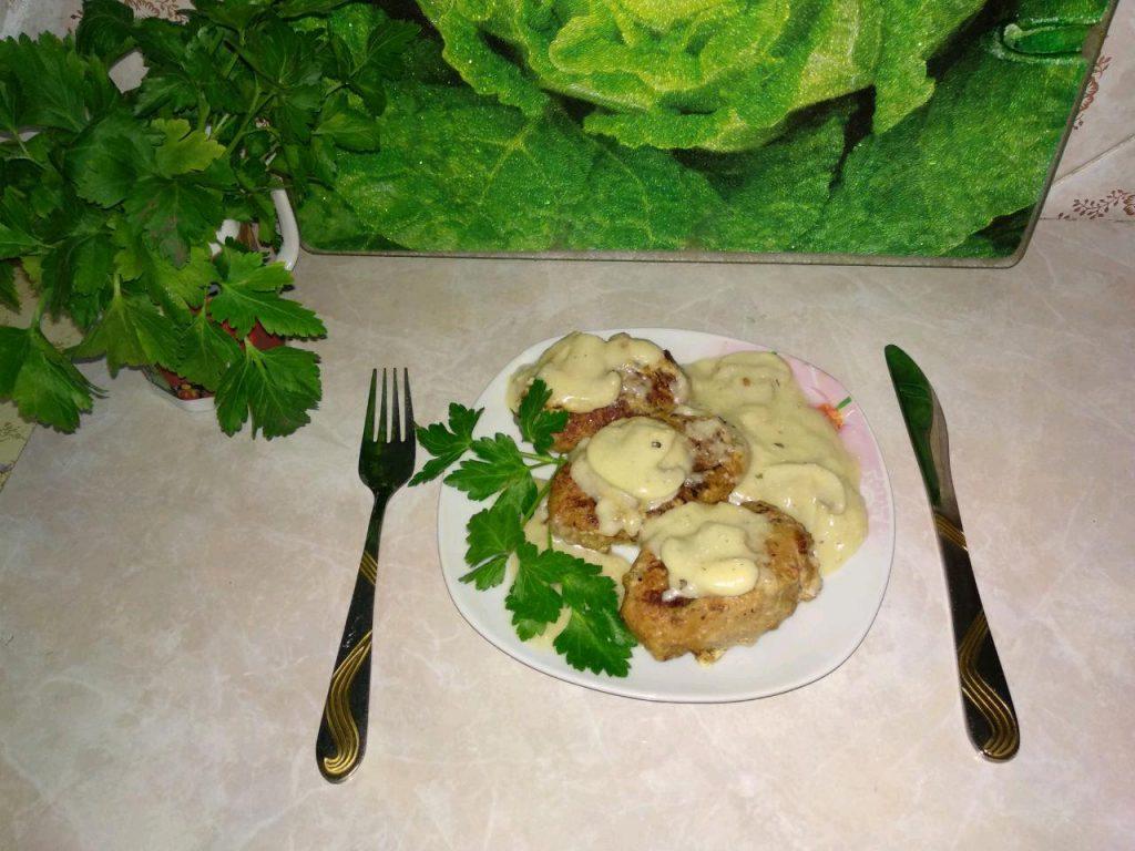 Фото рецепта - Ленивые голубцы с рисом - шаг 6