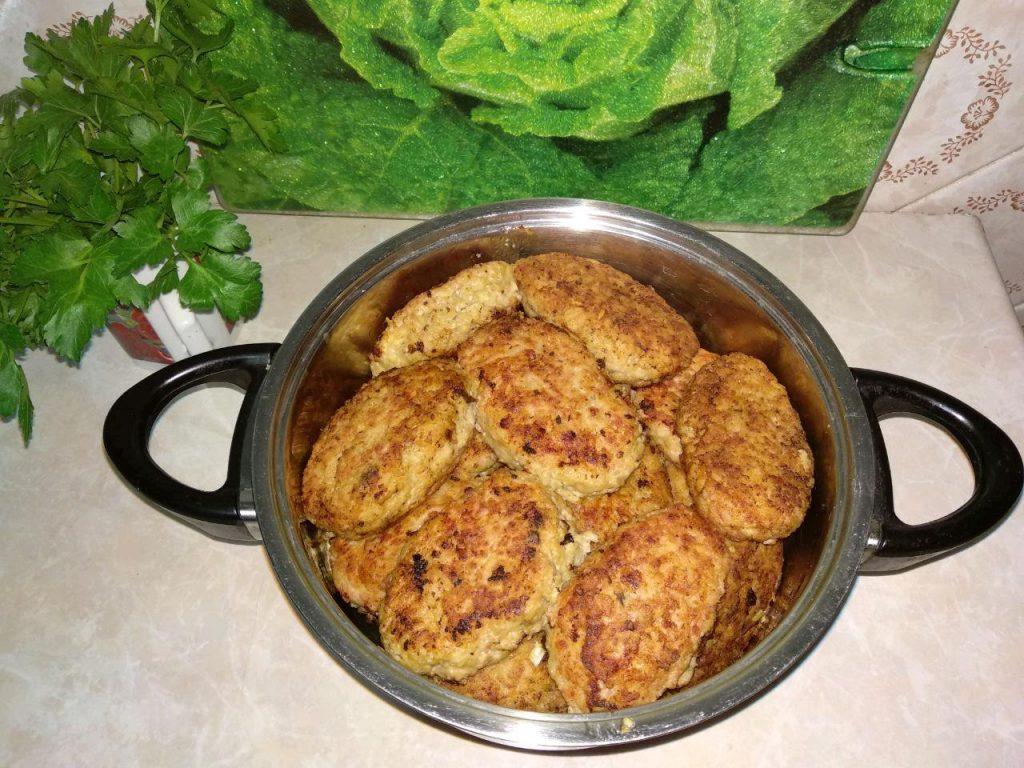 Фото рецепта - Ленивые голубцы с рисом - шаг 4